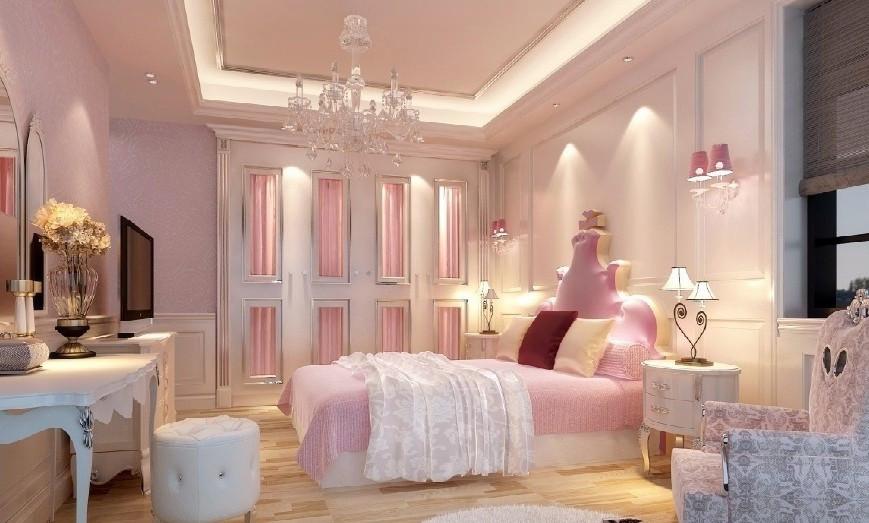 啥是佩奇,給孩子一間粉紅佩奇兒童房