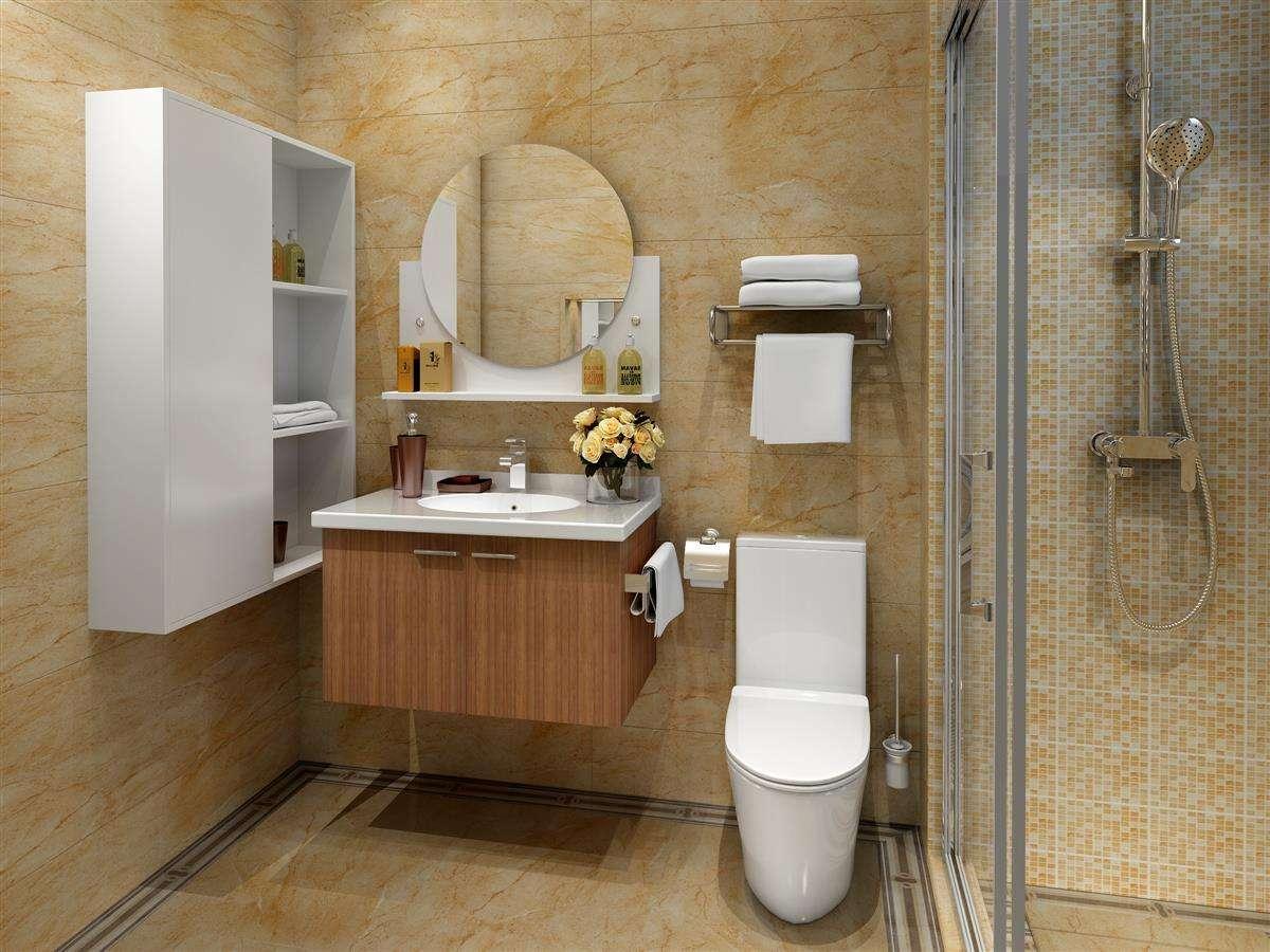 橡木浴室柜价格,浴室柜该如何保养
