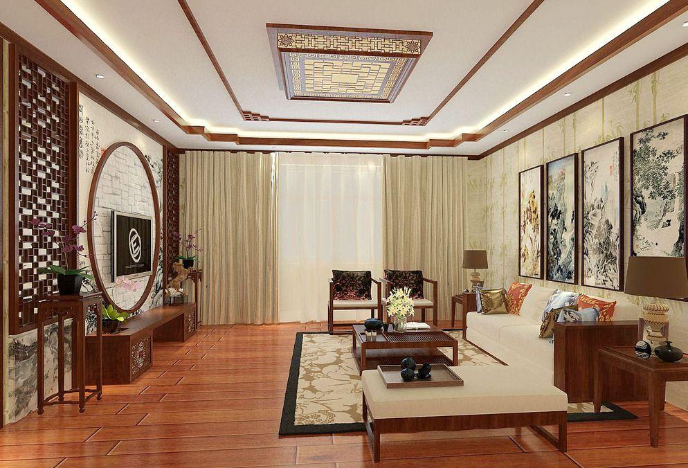 中式客厅装饰技巧有哪些