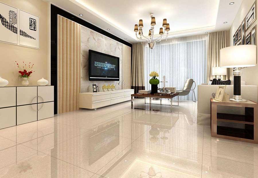 拋光磚和拋釉磚有什么區別,室內裝修用到的瓷磚有哪些