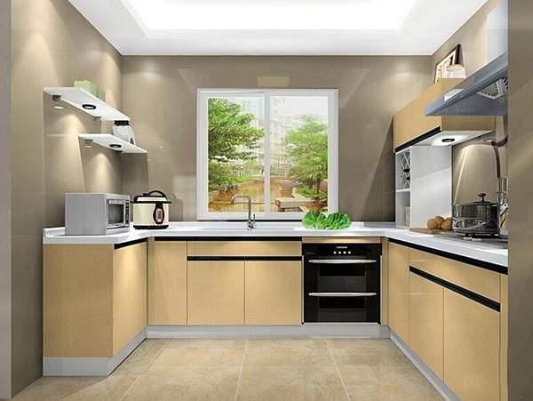 北京装饰公司教你U型厨房设计有哪些优势