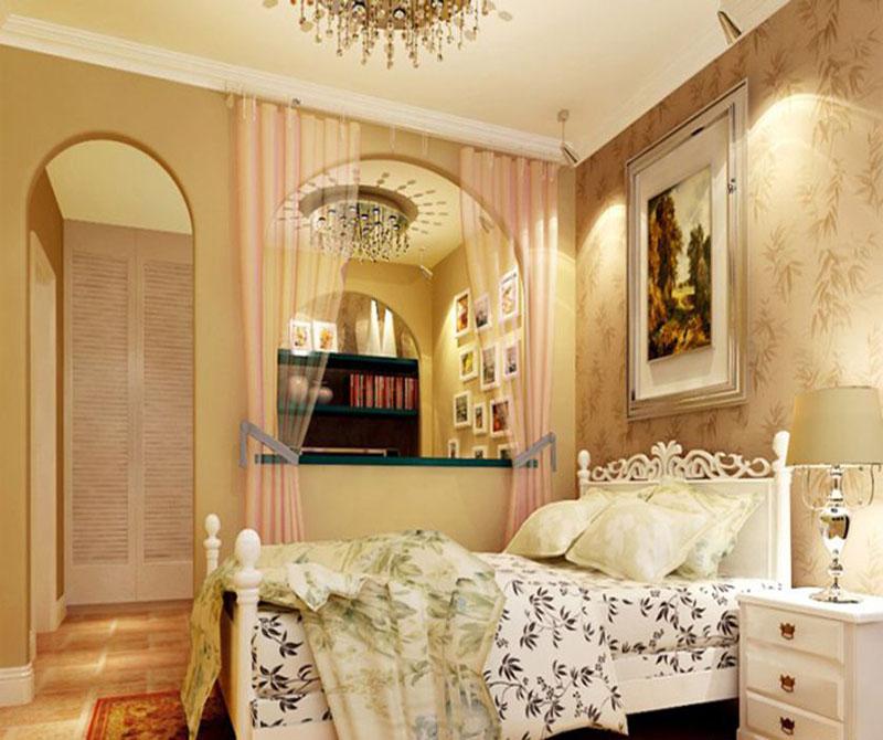 家装卧室设计效果图