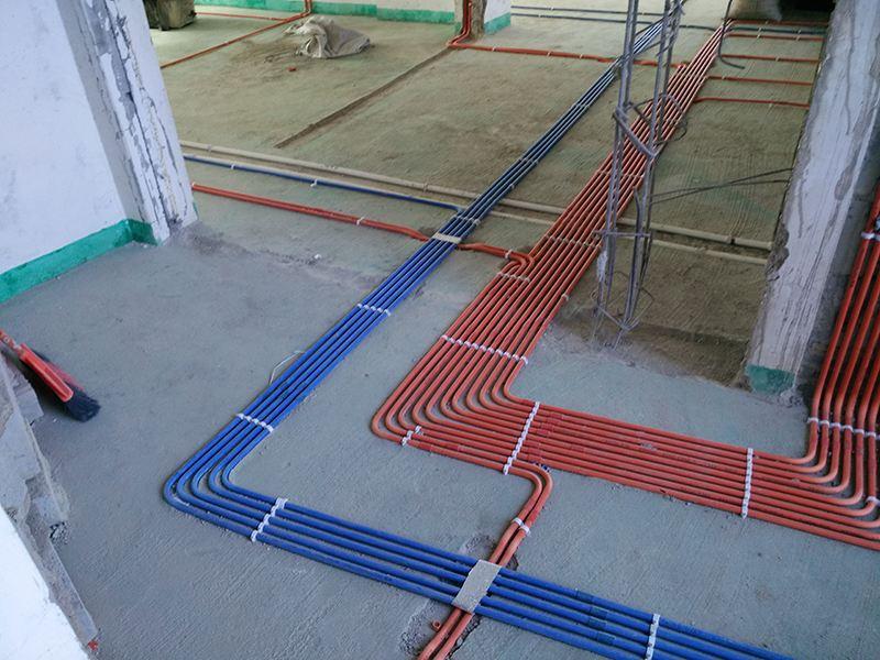 家庭装修水电改造之装修布线的原则有哪些