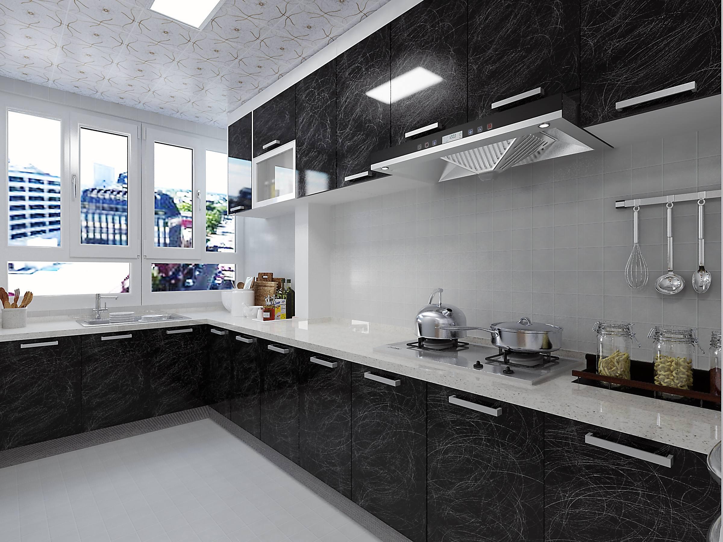 北京装修公司教你厨房装修设计技巧有哪些