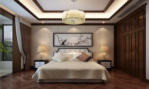 卧室装修中式风格怎么样,中式装修卧室效果图欣赏