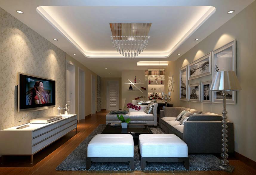 北京新悦家园现代简约装修案例