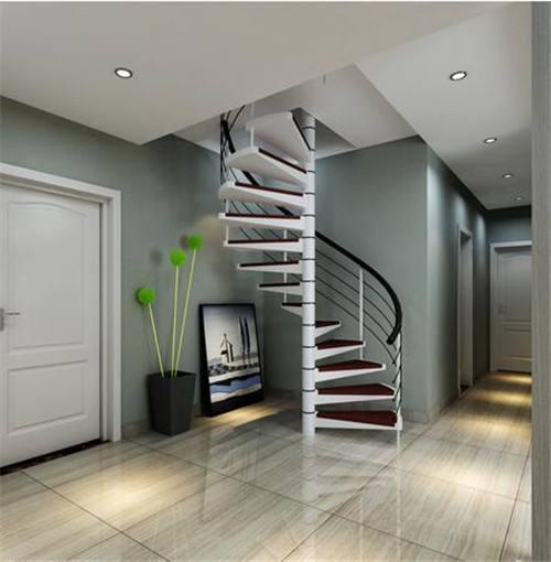 铁艺旋转楼梯怎么样,楼梯设计需要注意什么