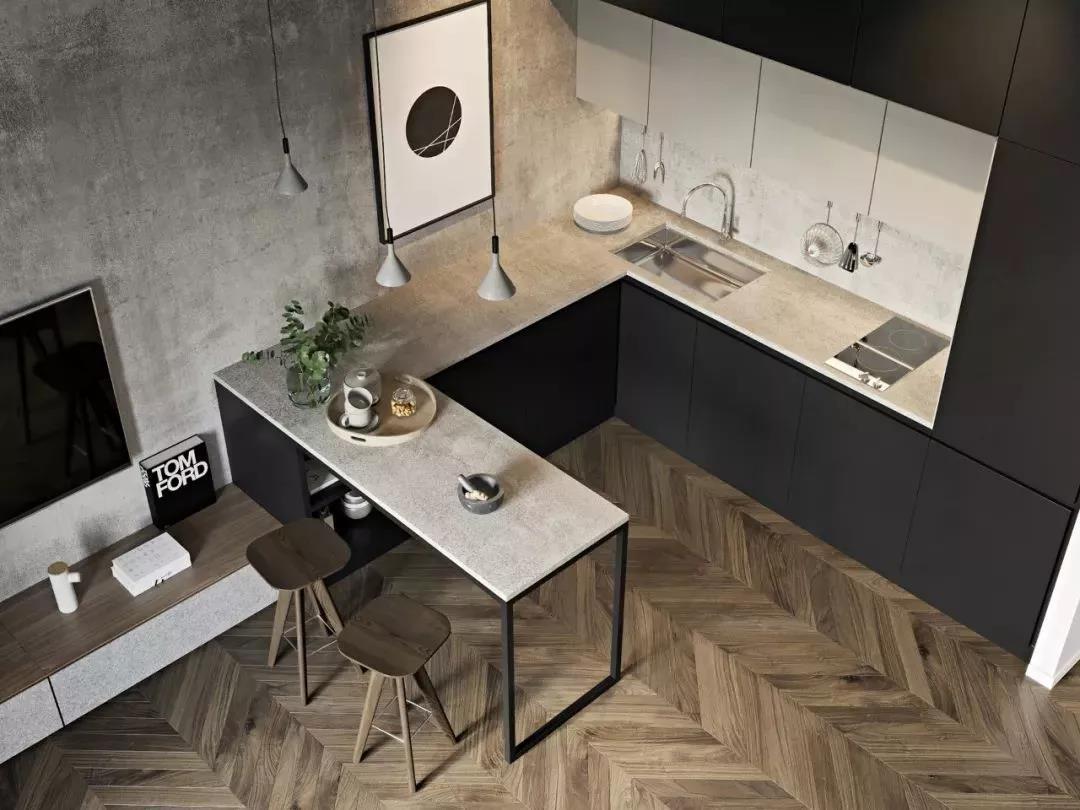 title='客廳裝修實木地板怎么樣,地面裝飾材料有哪些'