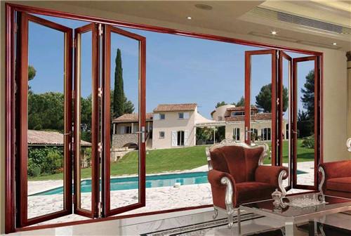 室内装修如何安装折叠门,折叠门价格多少钱