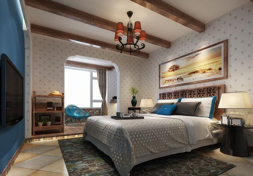 如何装修卧室更舒服