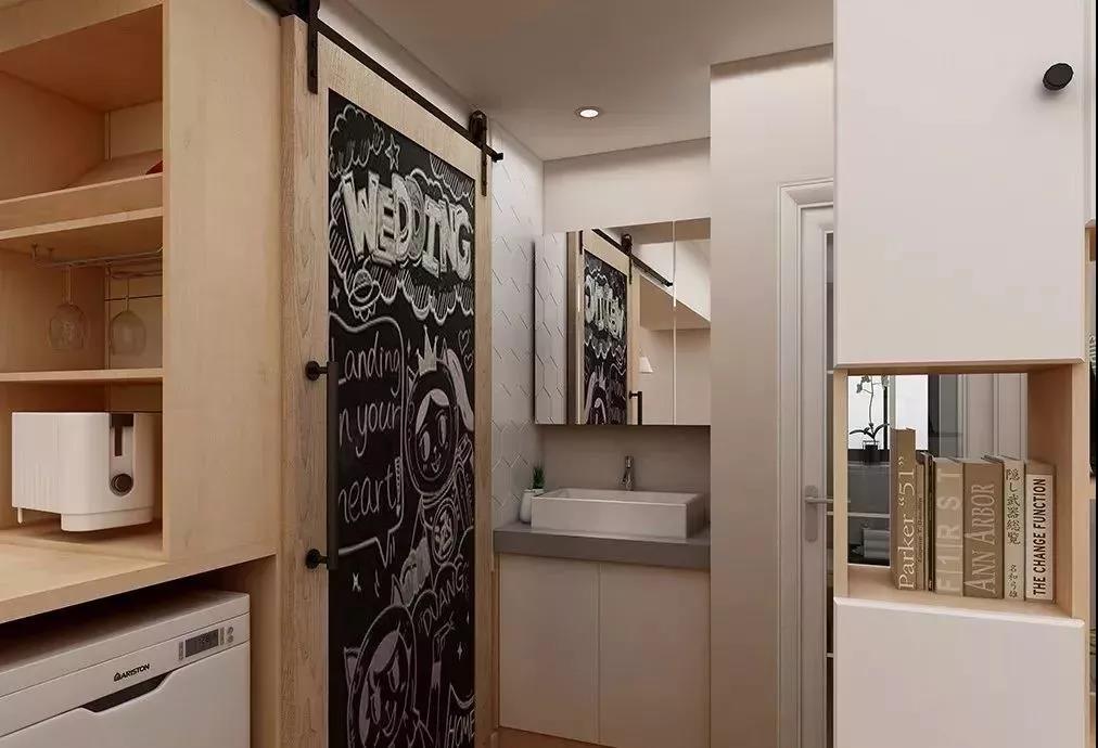 北京装修公司为你打造家居隐形门
