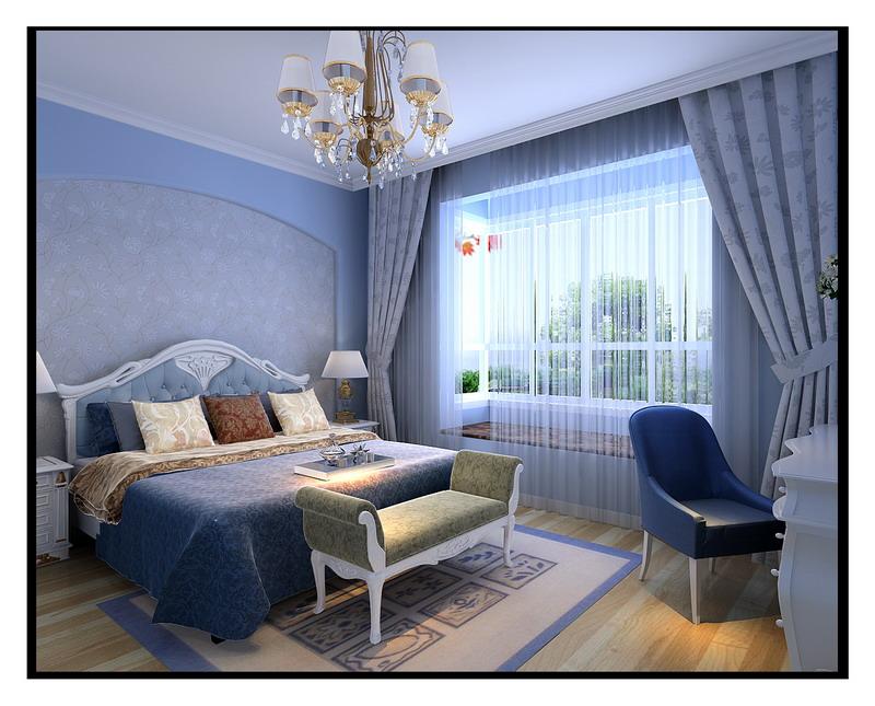 北京卧室装修怎么搭配窗帘更漂亮