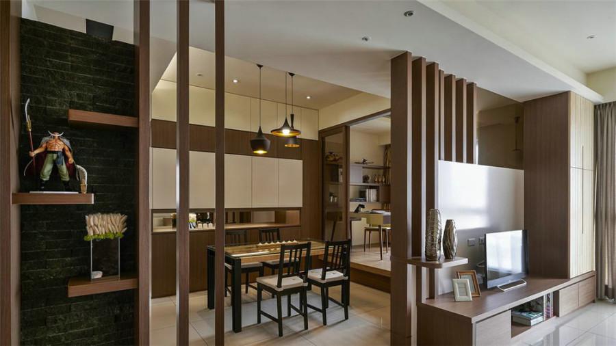 北京装修餐厅选择胡桃木田园餐椅怎么样