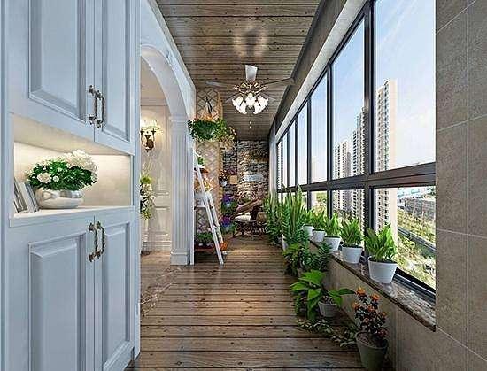如何将小阳台装修漂亮