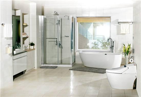 卫生间装修技巧及干湿分区的优点