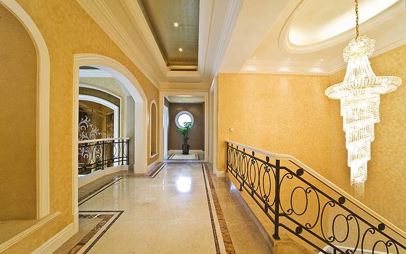 北京裝飾公司教你復式樓梯怎么裝修