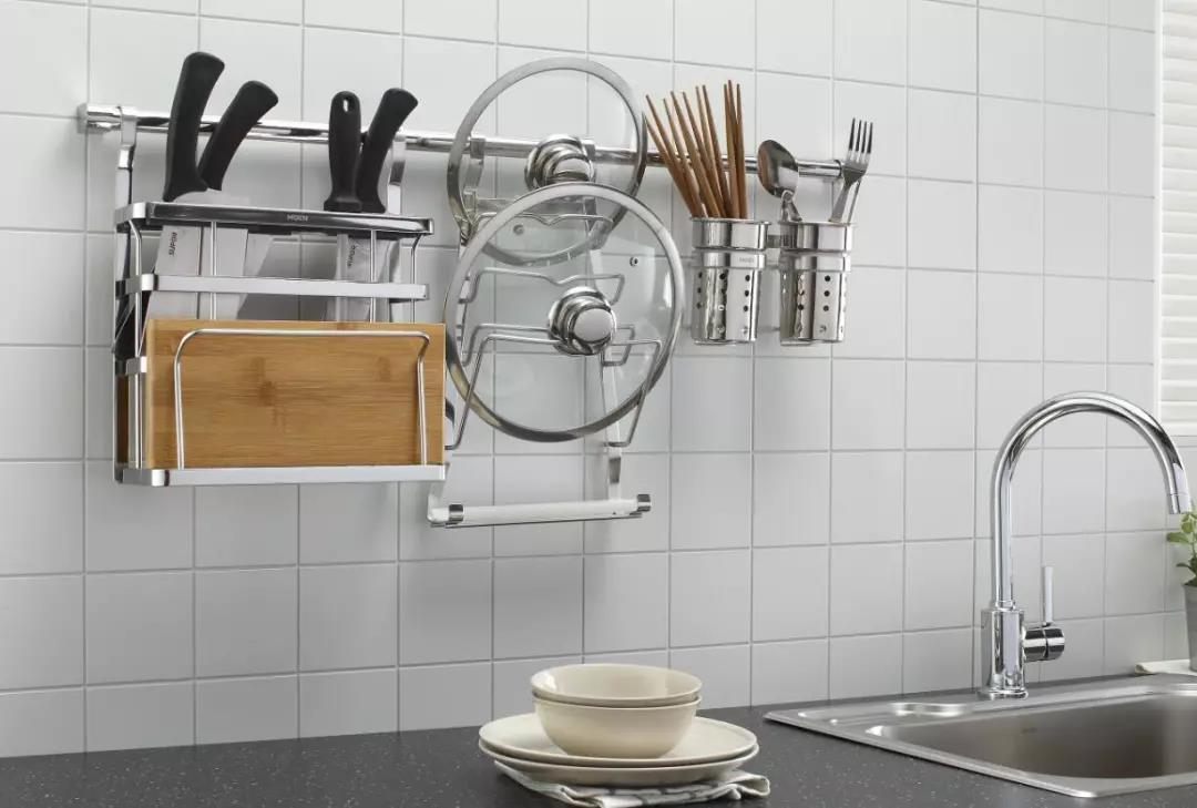 北京裝修公司教你廚房收納技巧