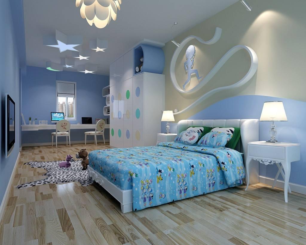 北京裝飾公司教你如何布置兒童房