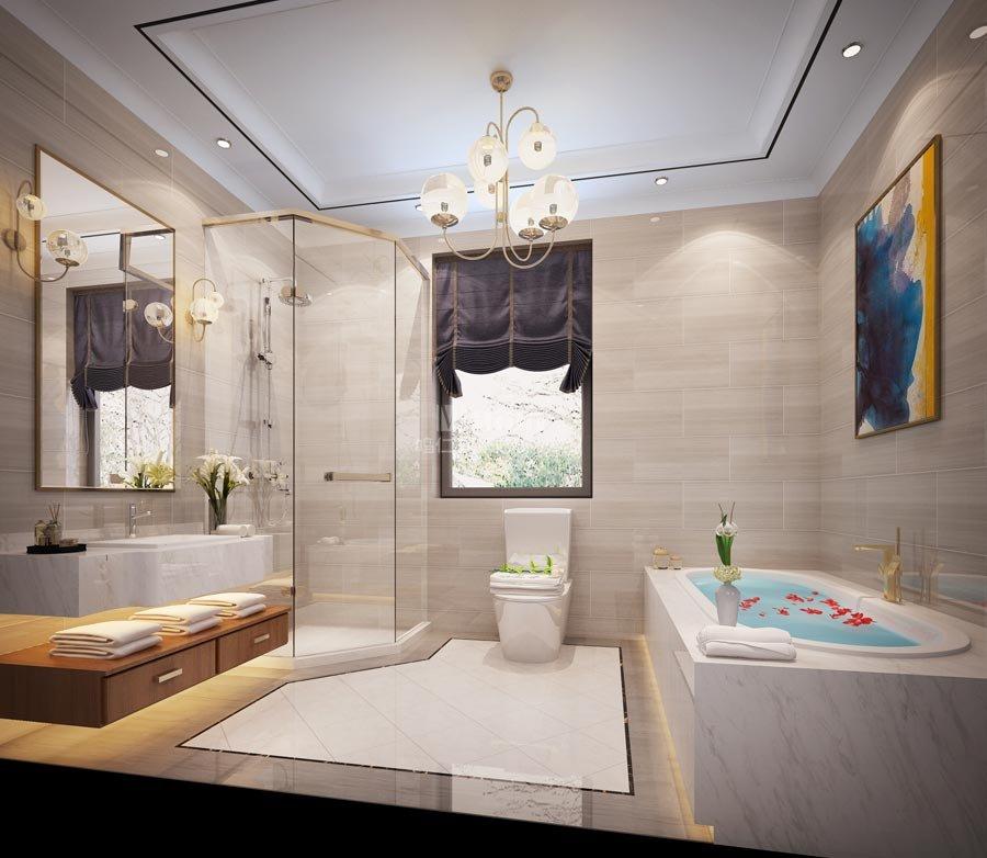 title='北京装修浴室?#24515;?#20123;技巧'