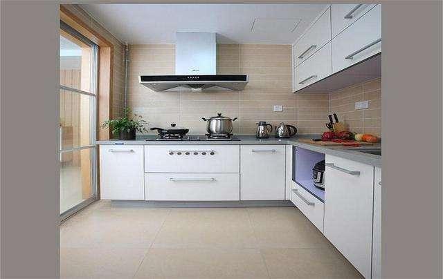 長方形廚房怎么裝修更好看