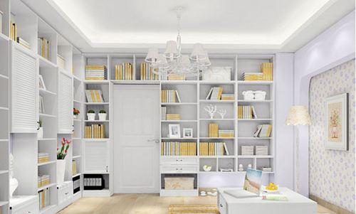 北京如何装修小户型书房更合适